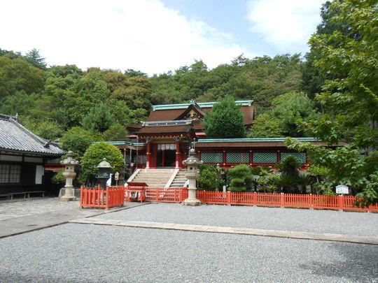 紀州東照宮 本殿.JPG